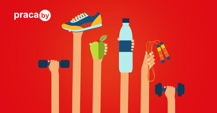 Инфографика: как сохранить здоровье на работе